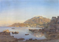 lacco ameno and casamicciola, ischia by salomon corrodi