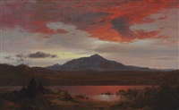 twilight by frederic edwin church