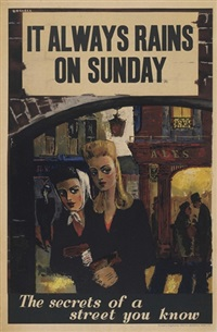it always rains on sundays by james boswell
