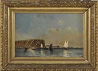 les côtes bretonnes by gustave rabel