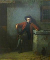 le fumeur by françois verheyden