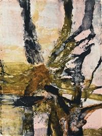 tree of life by zao wou-ki