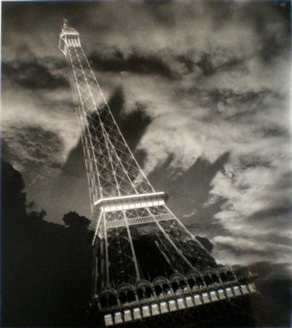 tour eiffel by pierre boucher