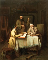 theological discussion by edouard moyse