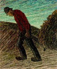 farmer by cornelis albert van assendelft