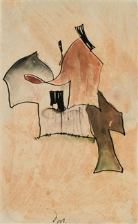 barns by arthur dove