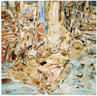summerstorm by cecily brown