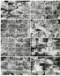 128 fotos von einem bild (set of 8) by gerhard richter