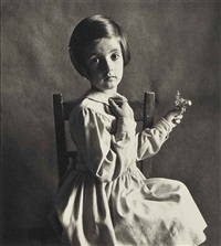 child of florence by irving penn