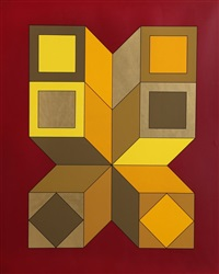 vy-29-d from album xico by victor vasarely