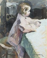 enfant by andré mériel-bussy