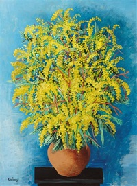 mimosas by moïse kisling
