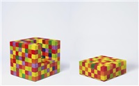 unique saccomatto armchair and table (2 works) by alessandro ciffo xxi silico