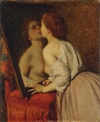 le baiser volé by joseph henri françois van lerius