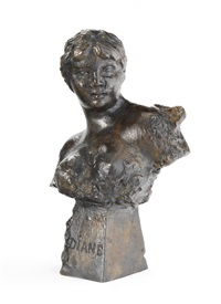 diane by camille claudel