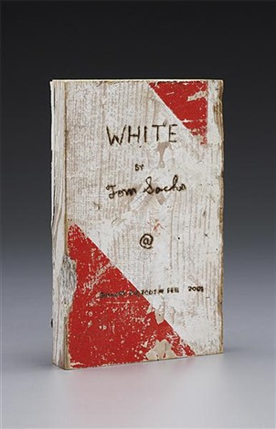 white by tom sachs