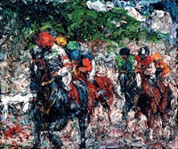 horse racing by awiki