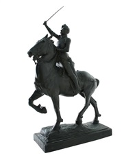 joan of arc by anna vaughn hyatt huntington