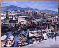 el port de barcelona by emili bosch roger