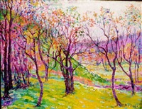 landscape by minnie harms neebe