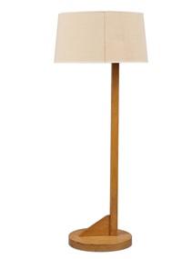 floor lamp, ama 806 by aino aalto