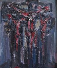 crucifixion by pierre bosco