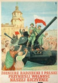 żołnierz radziecki i polski ? by wladyslaw janiszewski