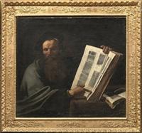 ritratto di filosofo by michelangelo merisi da caravaggio