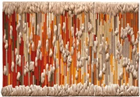 tahoe wall by sheila hicks