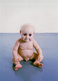 big baby 2 by ron mueck