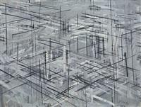 architektonische struktur by lenz klotz