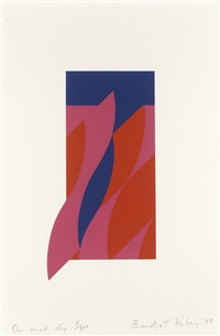 one small step (s. 70) by bridget riley