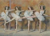 ballerina by william doijewerad