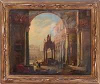 st. paul's after the fire by james holland