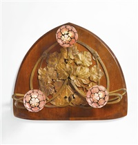wall sconce by louis majorelle