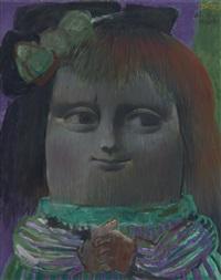mona lisa a los trece años by fernando botero