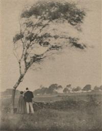 pastoral by gertrude kasebier