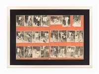 nuit du 8-7-72 (23 works) by malick sidibé