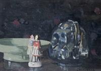 the lustre tea pot by lillias mitchell
