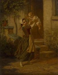 jeux d'enfants by hendrick joseph dillens
