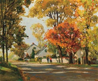 south street, rockport by anthony thieme