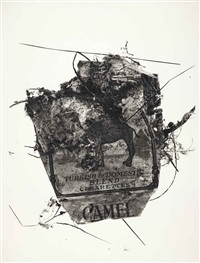 camel pack by irving penn