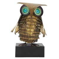 owl by curtis jere