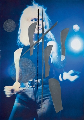 untitled blondie by meredyth sparks