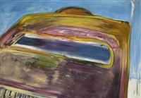 automobile by peter saul