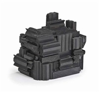 black house by louise nevelson