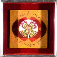 butterfly goddess as mother of the harvest by judy chicago