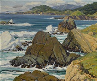 yankee point, monterey by arthur hill gilbert
