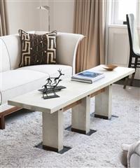 low table by paul dupré-lafon