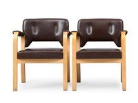 chairs (pair) by maija heikinheimo